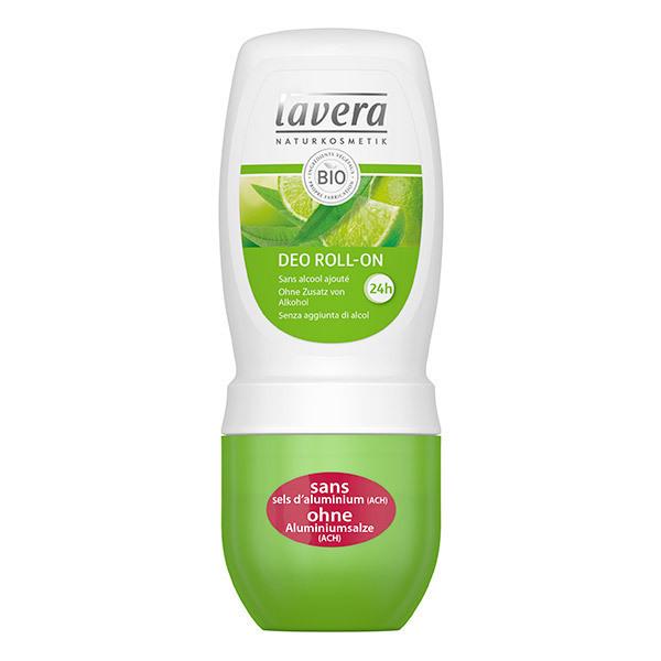 Lavera - Deo Roll-On Verveine Bio & Limette Bio 50ml