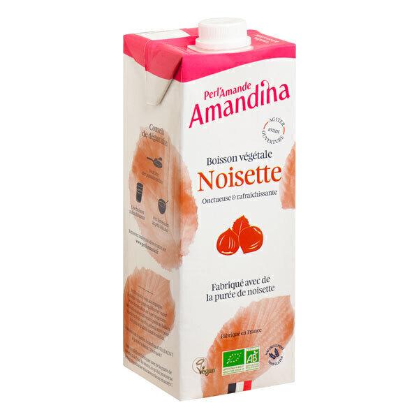 Perlamande - Noisettina Boisson Aux Noisettes 1 L
