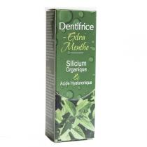 Aquasilice - Dentifrice Extra Menthe - Tube de 50mL