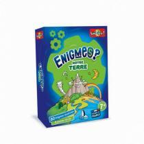 Bioviva - Jeux d'énigmes Notre Terre - Dès  6 ans