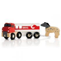 Brio - Camion transport de chevaux