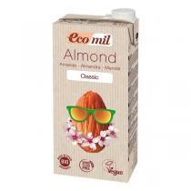 EcoMil - Leche de Almendra Classic Bio 1L