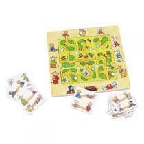 Goki - Puzzlespiel  Finde den Weg