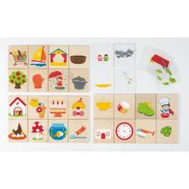 Hape - Home Education Combino Game