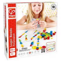 Hape - Jeu de logique Logic Beads - Dès 4 ans
