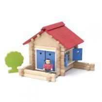 Jeujura - La maison en bois 70 pièces - Dès 5 ans