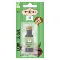 La Patelière - Extrait naturel de café - 20ml