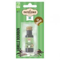 La Patelière - Extrait naturel de vanille bourbon 25% - 20ml
