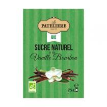 La Patelière - Sucre naturel à la vanille Bourbon 7x7,5g
