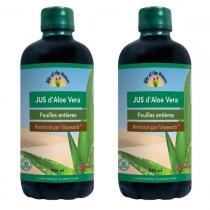 Lily of the desert - Lot de 2 Jus d'aloe vera 946 ml