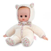 Petitcollin - Anibabies 682802  Kiddy Cat  - Doll 28 cm