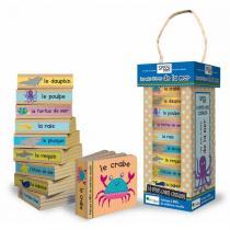 SASSI Junior - Les Mini-Livres de la Mer