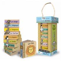 SASSI Junior - Les Mini-Livres des Animaux