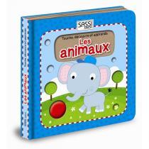 SASSI Junior - Touche, découvre et apprends - Les Animaux