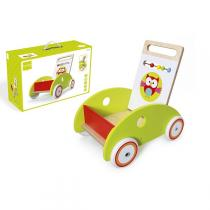 Scratch - Lou The Owl Wooden Baby Walker
