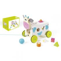 Scratch - Marie the Cow Activity Wagon
