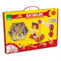 Vilac - Coffret de construction Batibloc - Dès 4 ans