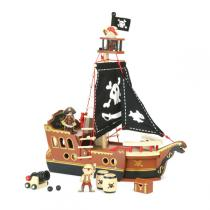 Vilac - Ô mon bateau pirate ! - Dès 3 ans