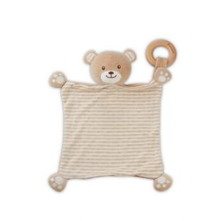 EverEarth - Baby Soft Plush Bear Cuddly Comforter