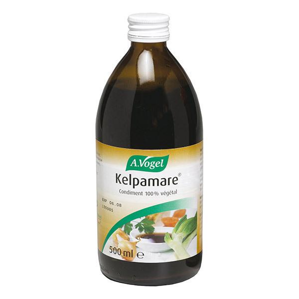 A.Vogel - Kelpamare Condiment 100% Végétal - Bouteille de 500mL