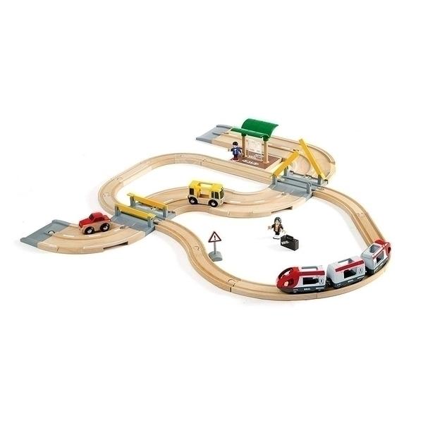 Brio - Circuit Train et Bus - Des 3 ans