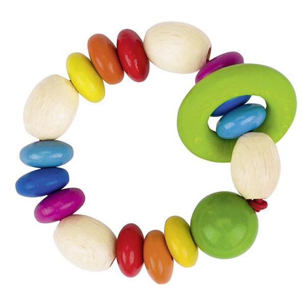 Heimess - Wooden Touch Ring - Rainbow Lenses