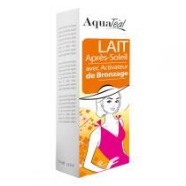 Aquatéal - Lait Apres Soleil Activateur 150ml