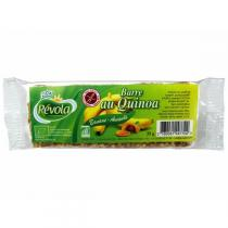 BioRevola - Barres quinoa banane amande 35g