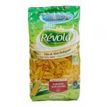 BioRevola - Mezze penne maïs bio