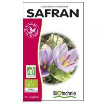 Biotechnie - Safran 30 comprimés