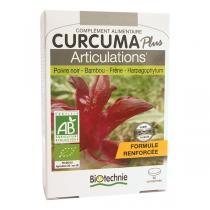 Biotechnie - Curcuma Plus Articulations 60 comprimés