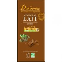 Dardenne - Milk Chocolate with Agave 100g