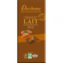 Dardenne - Milk Chocolate with Hazelnuts 180g