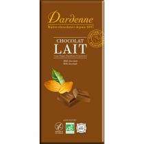 Dardenne - Milk Chocolate Bar 100g