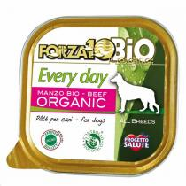 Forza 10 Bio - Wet Dog Food - Beef - 300g