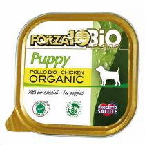 Forza 10 Bio - Wet Puppy Food - Chicken - 100g