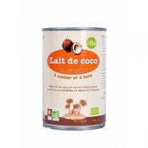 La maison du Coco - Lait de coco 6% MG 400ml
