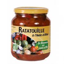 Le bonheur est dans le pot - Ratatouille à l'huile d'olive - 690g