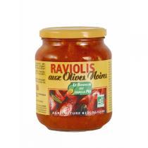 Le bonheur est dans le pot - Ravioli olives noires et Ricotta - 700g