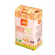 Mon Fournil - Farine de Blé bio T65 1 kg