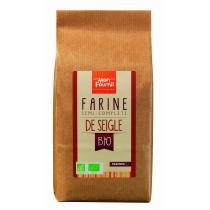 Mon Fournil - Farine de Seigle Semi-complète bio 1 kg