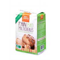 Mon Fournil - Préparation pain bio Multicéréales 1 kg