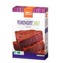 Mon Fournil - Préparation pour Fondant au chocolat bio sans gluten 400 g
