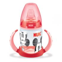 NUK - Biberon d'apprentissage 150 ml Mickey