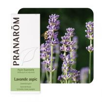 Pranarôm - Huile essentielle Lavande aspic 10 ml