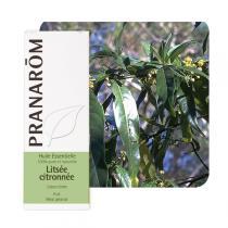 Pranarôm - Huile essentielle Litsée citronnée 10 ml