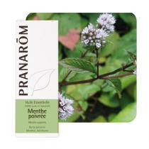 Pranarôm - Huile essentielle Menthe poivrée 10 ml