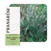 Pranarôm - Huile essentielle Thym vulgaire à linalol 5 ml