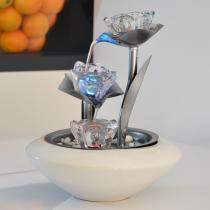 Zen' Light - Fontaine d'intérieur Florea