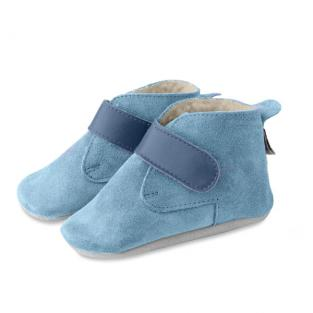 Shooshoos - Chaussons Booties Paper Plane 0-24 mois